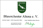 Blasorchester Altena e.V: